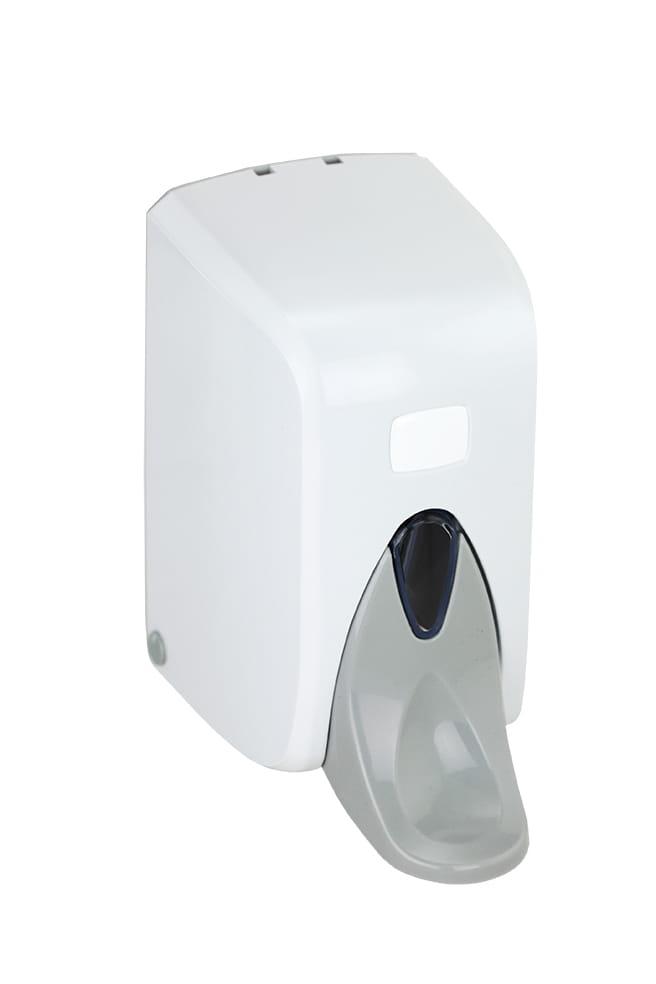 Dozownik łokciowy 500 ml do mydła w płynie, nalewany z kanistra