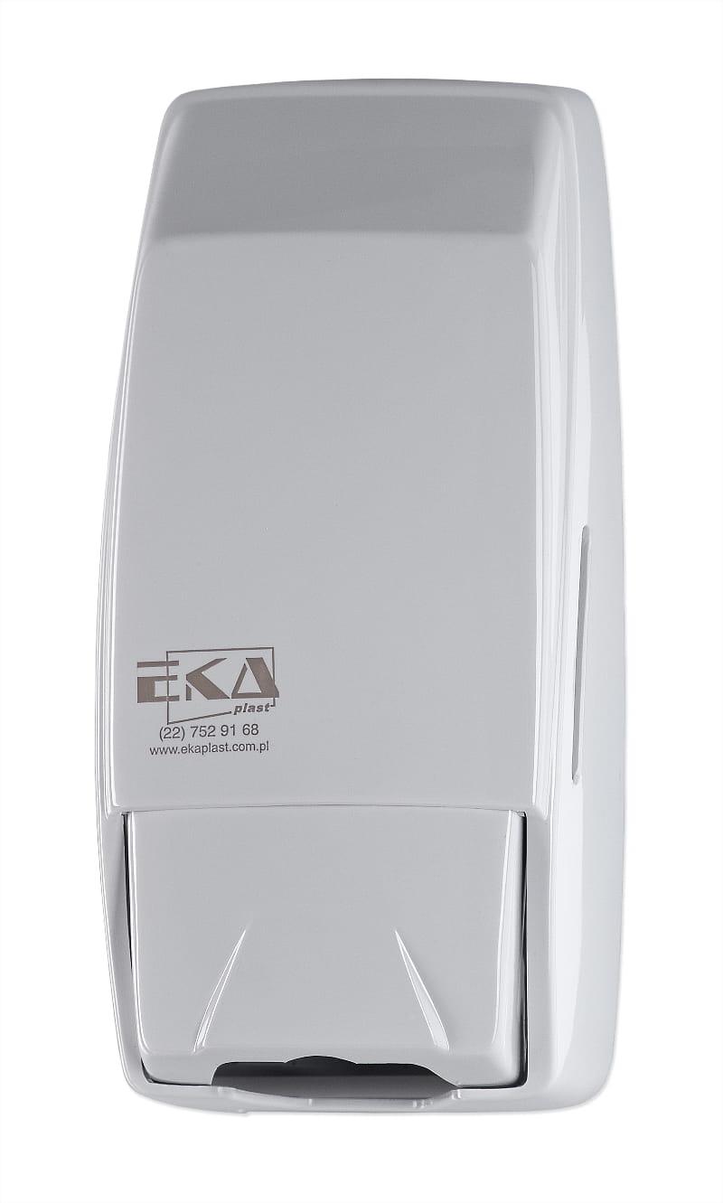 Dozownik mydła w płynie i płynów dezynfekuj 750 ml EkaPlast 084-01